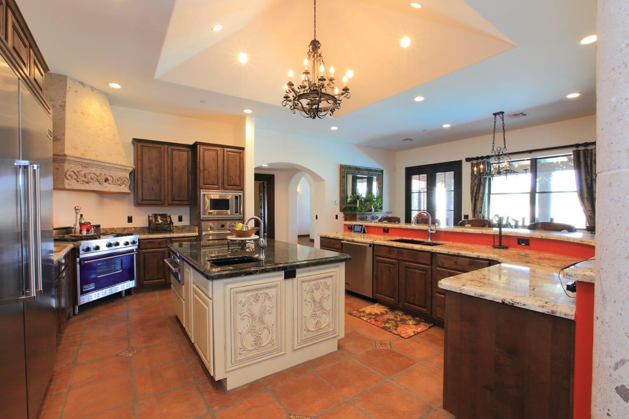 Spanish Style Remodel | 11 | kitchen