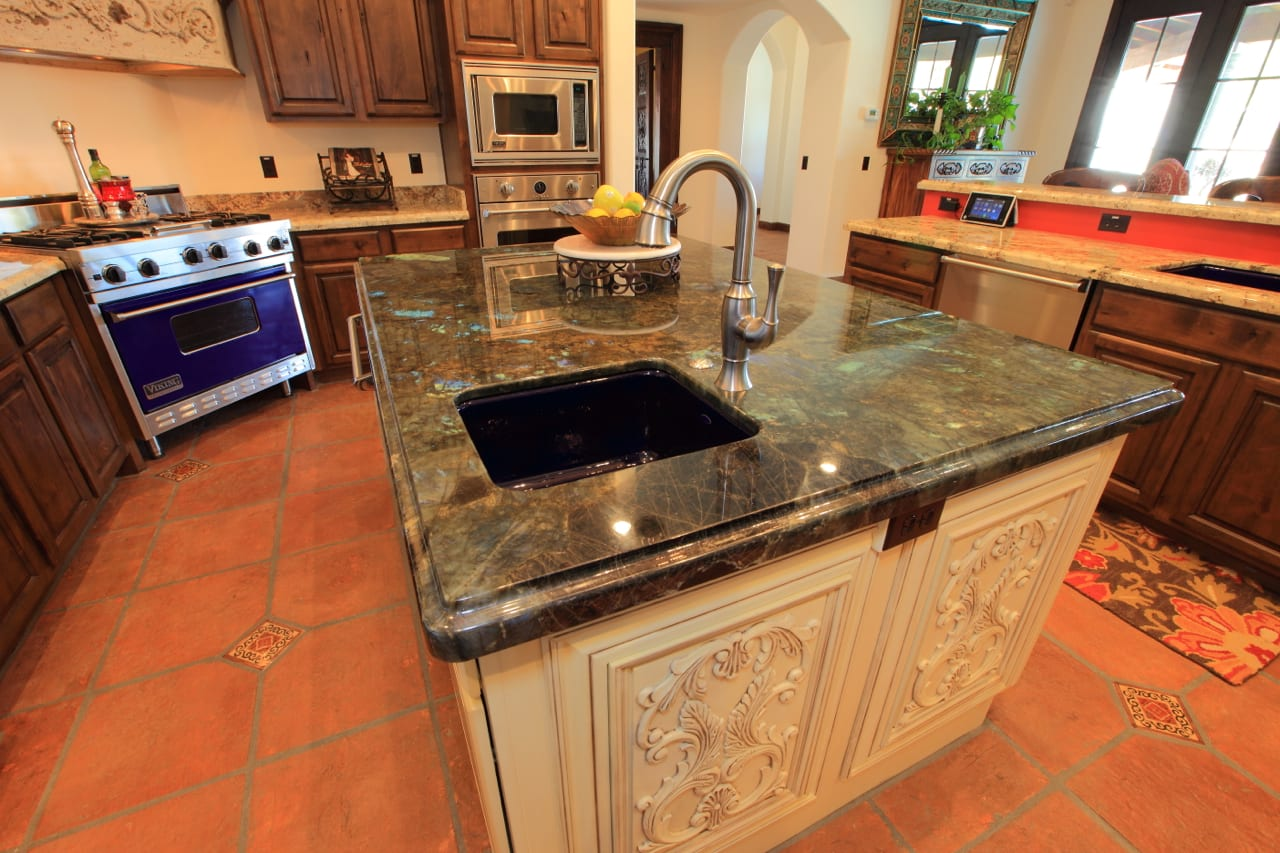 Spanish Style Remodel | 12| kitchen