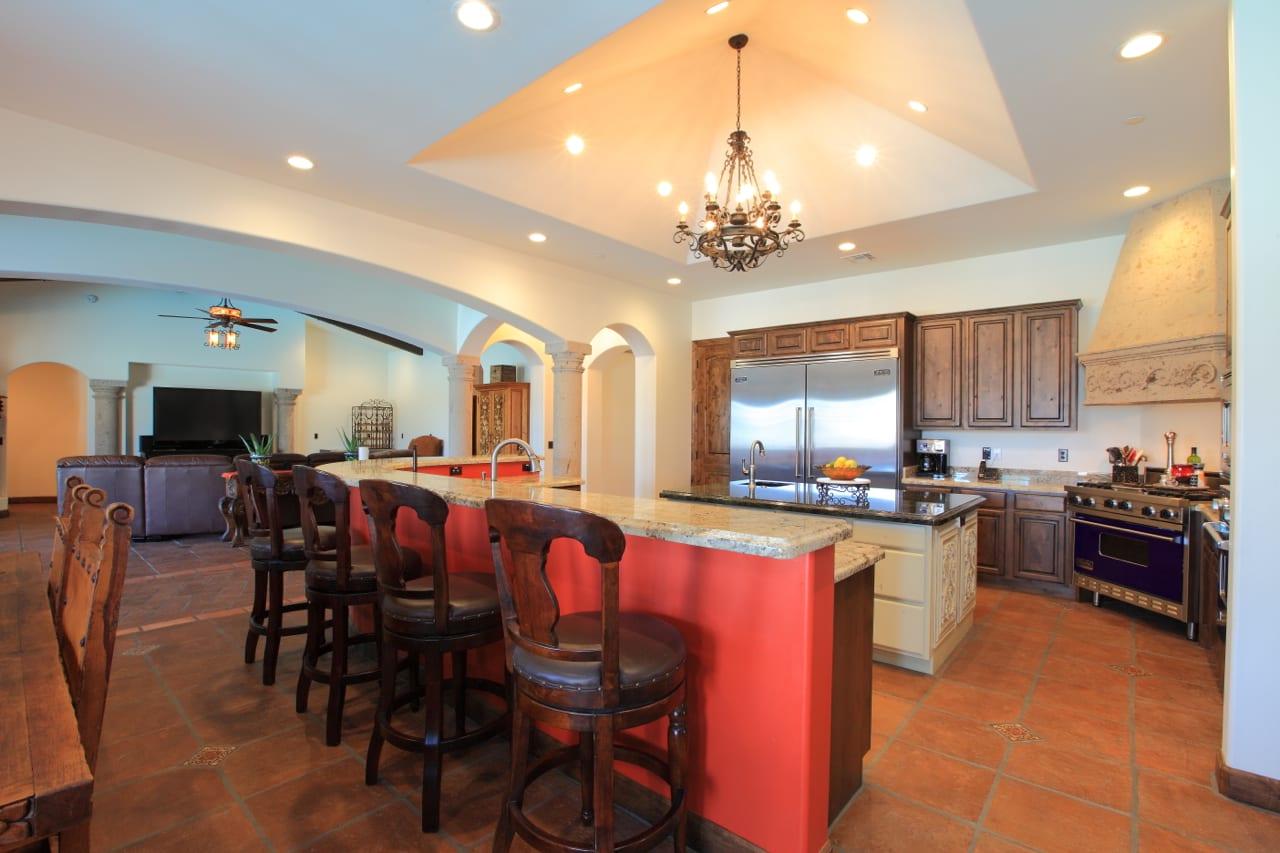 Spanish Style Remodel | 16 | kitchen