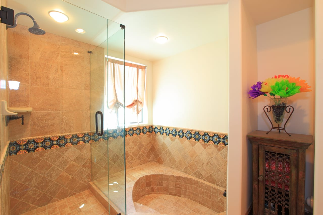 Spanish Style Remodel | 21 | bathroom