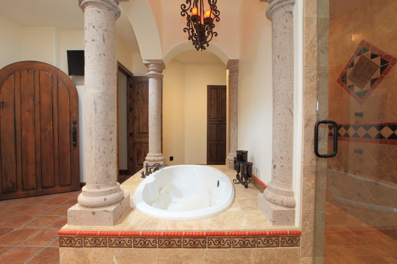 Spanish Style Remodel | 22 | master bath