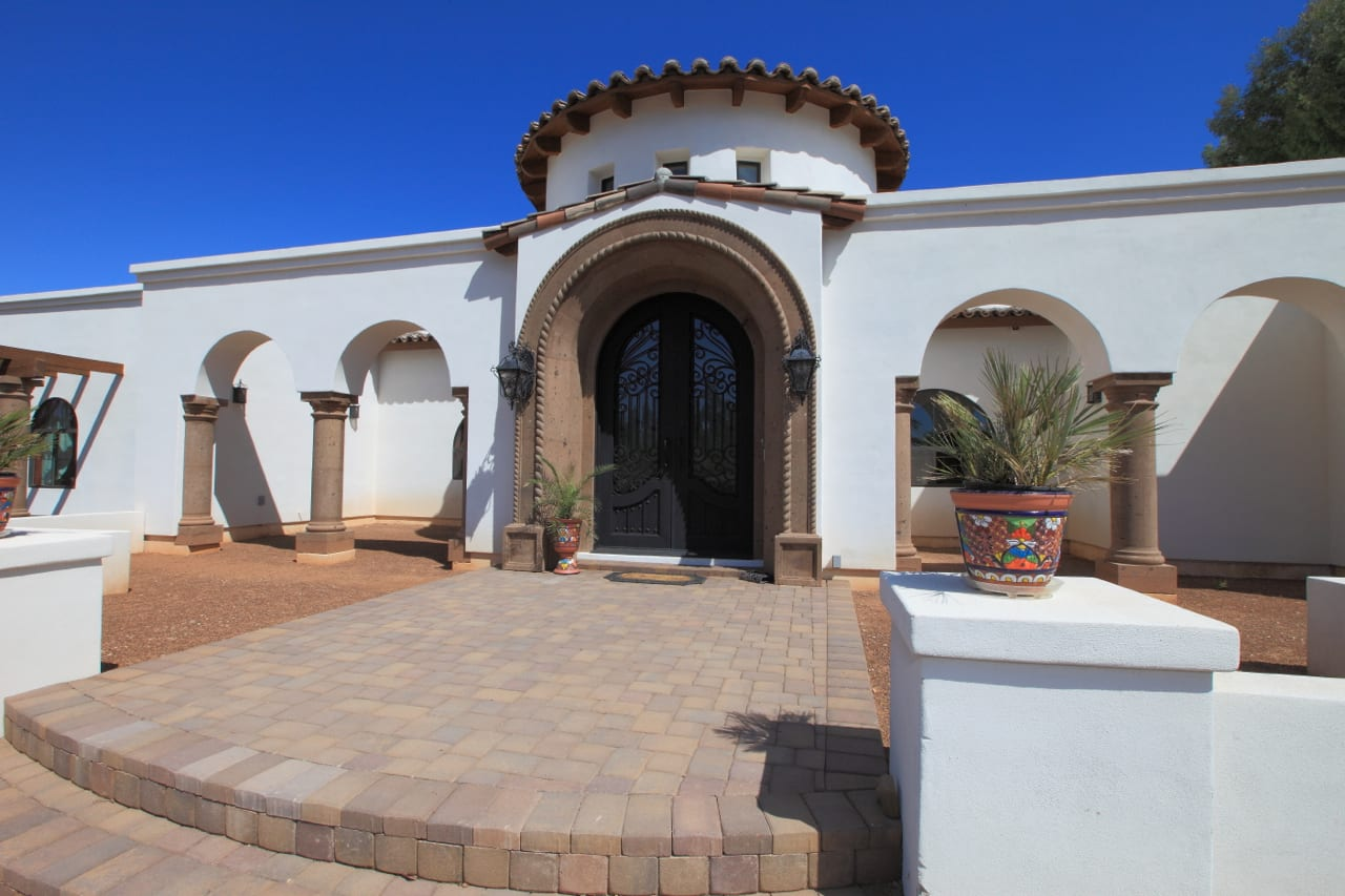 Spanish Style Remodel | 2 | exterior