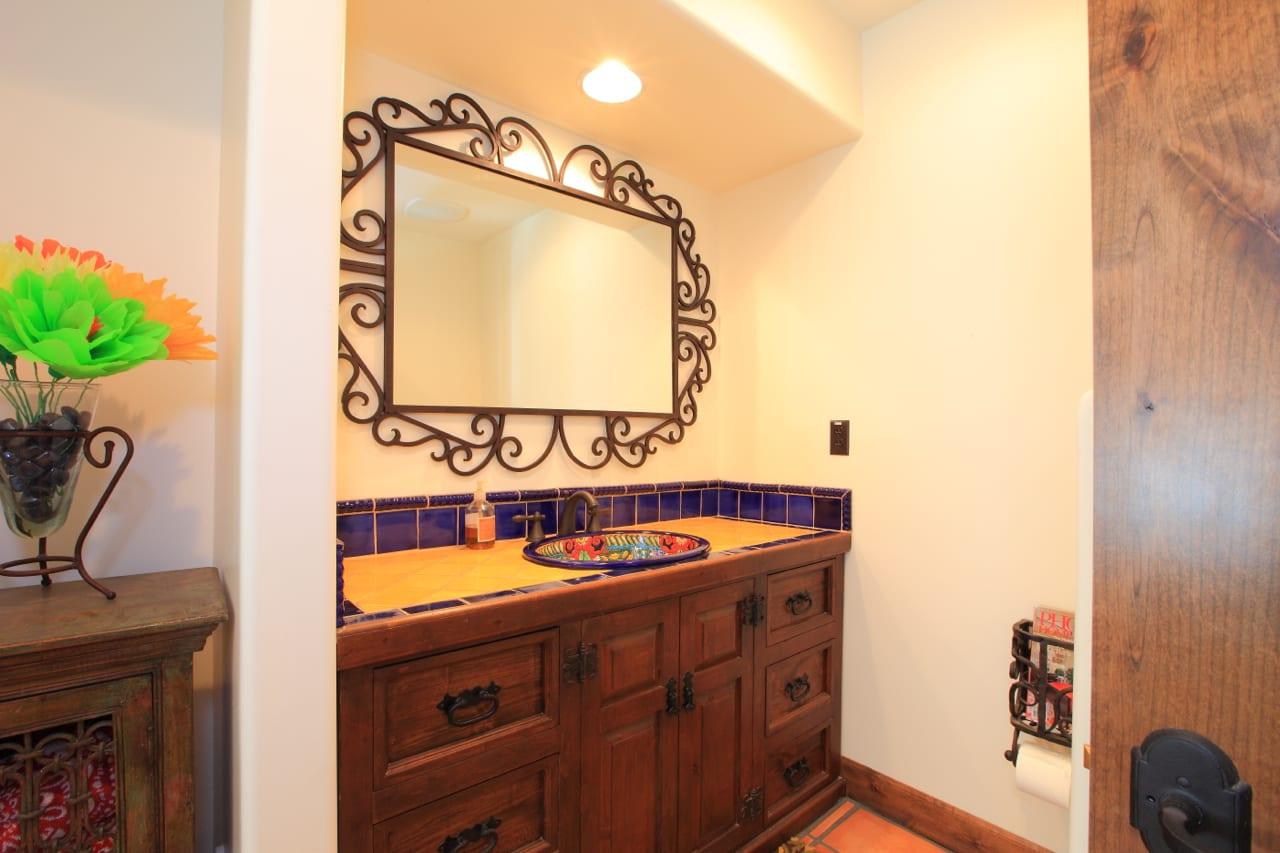 Spanish Style Remodel | 30 | bathroom