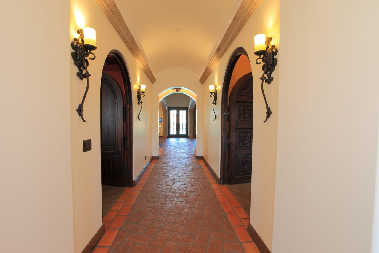 Spanish Style Remodel | 5 | hallway